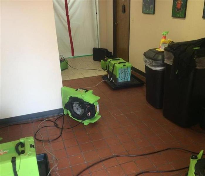Tankless water heater goes out, floods Children's Home After