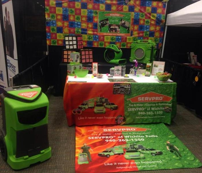 SERVPRO of Wichita Falls Event Photos