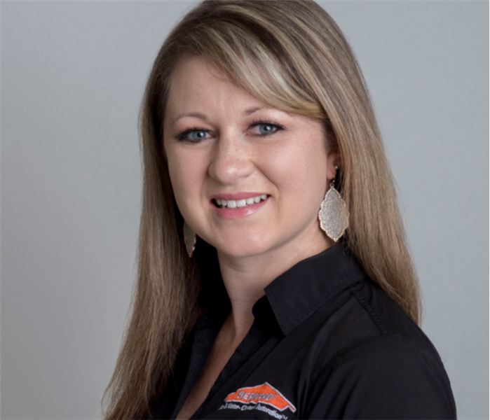 SERVPRO of Wichita Falls Owner Kaycee Ryan