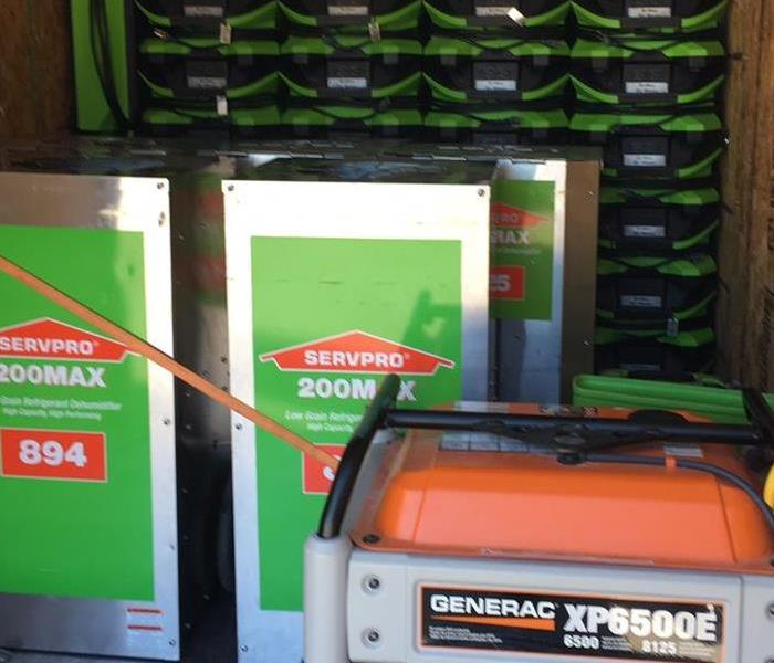 SERVPRO of Wichita Falls is faster to any disaster