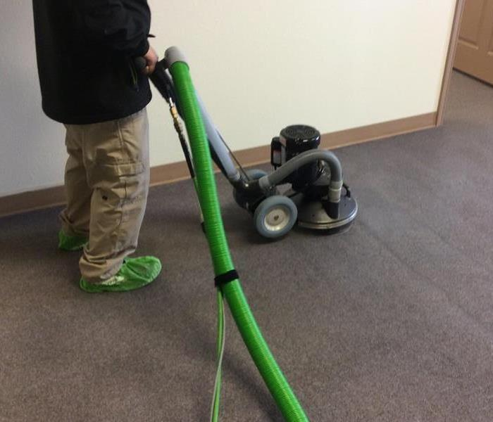 Commercial Want a deep clean? You need a SERVPRO clean!