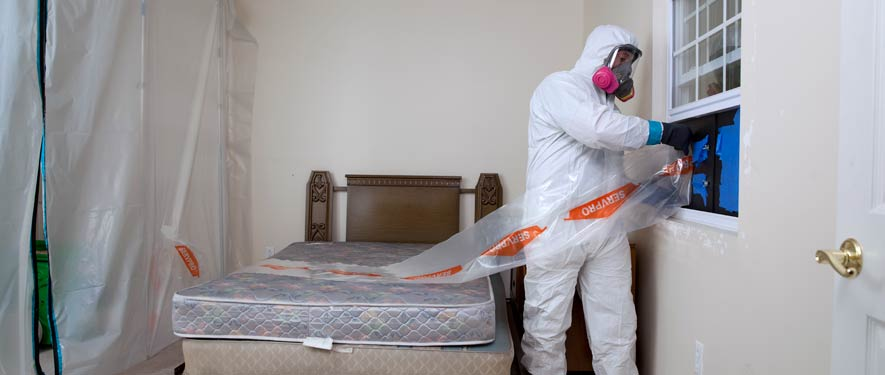 Wichita Falls, TX biohazard cleaning